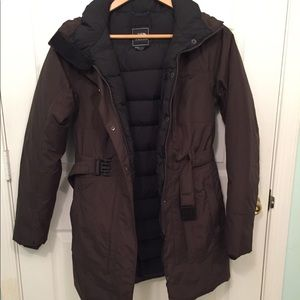 The North Face Jackets & Coats - The north face Brooklyn down jacket, xs, Brown
